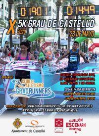 5K GRAU CASTELLÓ 23/05/2020