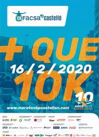 10K FACSA CASTELLÓ 16/02/2020