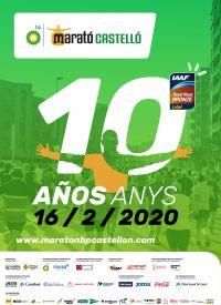 MARATÓN BP CASTELLÓN 16/02/2020