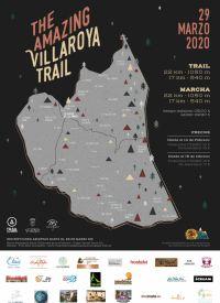 TRAIL VILLARROYA DE LOS PINARES 29/03/2020